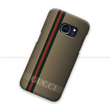 Gucci Green Strped Samsung Galaxy Cover Hard Case