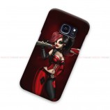 Harley Quinn Samsung Galaxy Cover Hard Case