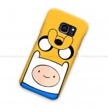 Jake Finn Adventure Time Samsung Galaxy Cover Hard Case