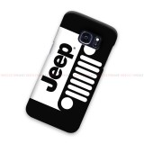 Jeep Logo Samsung Galaxy Cover Hard Case