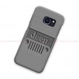 Jeep Minimals Stripe Logo Samsung Galaxy Cover Hard Case