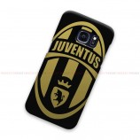 Juventus Gold Logo Samsung Galaxy Cover Hard Case