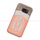 Juventus Logo Geometric Wood Samsung Galaxy Cover Hard Case