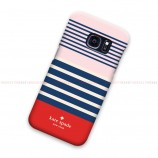 Kate Spade Striped S Samsung Galaxy Cover Hard Case