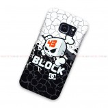 Ken Block Skull Logo DC Samsung Galaxy Cover Hard Case