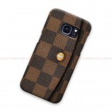 Leather Luois Vuitton Samsung Galaxy Cover Hard Case