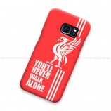 Liverpool You'll Never Walk Alone 2 Samsung Galaxy Cover Hard Case