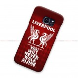 Liverpool You'll Never Walk Alone Samsung Galaxy Cover Hard Case