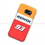 Marc Marquez 93 Samsung Galaxy Cover Hard Case