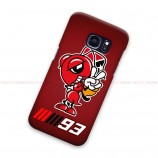 Marc Marquez MM93 Samsung Galaxy Cover Hard Case