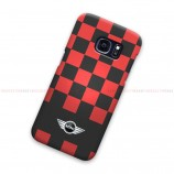 Mini Cooper Black Racing Stripes Samsung Galaxy Cover Hard Case