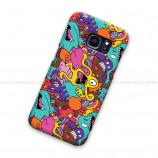 Monster Samsung Galaxy Cover Hard Case