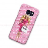 Moschino Barbie Doll Samsung Galaxy Cover Hard Case