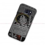 Naruto Wanted Poster Samsung Galaxy Cover Hard Case