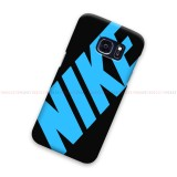 Nike Blue Samsung Galaxy Cover Hard Case