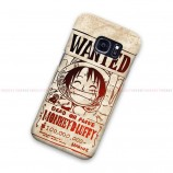 One Piece One Piece Vintage Poster Samsung Galaxy Cover Hard Case