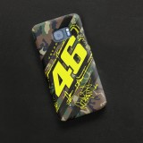 Valentino Rossi The Doctor VR46 GGP04 Case Cover For Samsung Galaxy