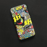 Valentino Rossi The Doctor VR46 GGP20 Case Cover For Samsung Galaxy