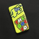Valentino Rossi The Doctor VR46 GGP33 Case Cover For Samsung Galaxy