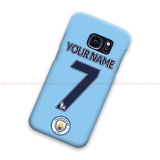 Manchester City Custom Your Name And Number For Samsung Galaxy Cover Hard Case