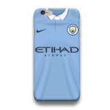 Manchester City Jersey IDC10 iPhone Custom Cover Hard Cases