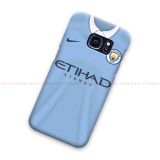 Manchester City Jersey Samsung Galaxy Cover Hard Case