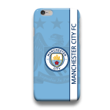 Manchester City Logo IDC01 iPhone Custom Cover Hard Cases