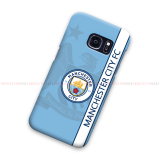 Manchester City Logo IDC02 Samsung Galaxy Cover Hard Case