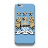 Manchester City Logo IDC02 iPhone Custom Cover Hard Case