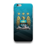 Manchester City Logo IDC03 iPhone Custom Cover Hard Case