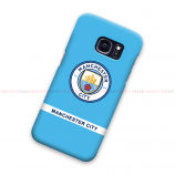 Manchester City Logo IDC05 Samsung Galaxy Cover Hard Case