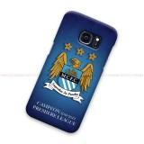 Manchester City Logo IDC06 Samsung Galaxy Cover Hard Case