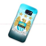 Manchester City Logo IDC07 Samsung Galaxy Cover Hard Case
