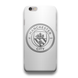 Manchester City Logo IDC07 iPhone Custom Cover Hard Cases