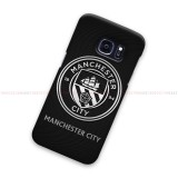 Manchester City Logo IDC08 Samsung Galaxy Cover Hard Case