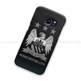 Manchester City Logo IDC09 Samsung Galaxy Cover Hard Case