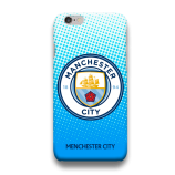 Manchester City Logo IDC09 iPhone Custom Cover Hard Cases