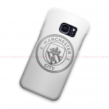 Manchester City Logo IDC11 Samsung Galaxy Cover Hard Case