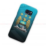 Manchester City Logo IDC14 Samsung Galaxy Cover Hard Case