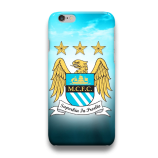 Manchester City Logo IDC16 iPhone Custom Cover Hard Cases